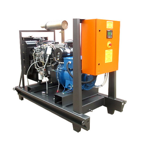 45kVA Lovol Open Set Generator